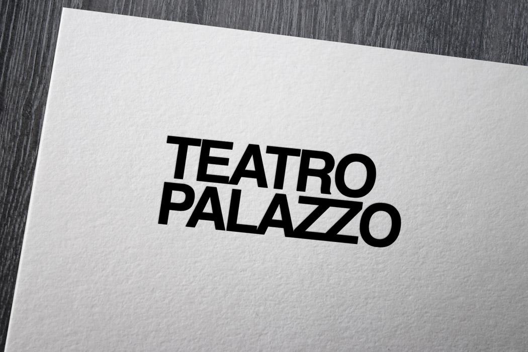 Logo - Teatro Palazzo - Mario Matera Group