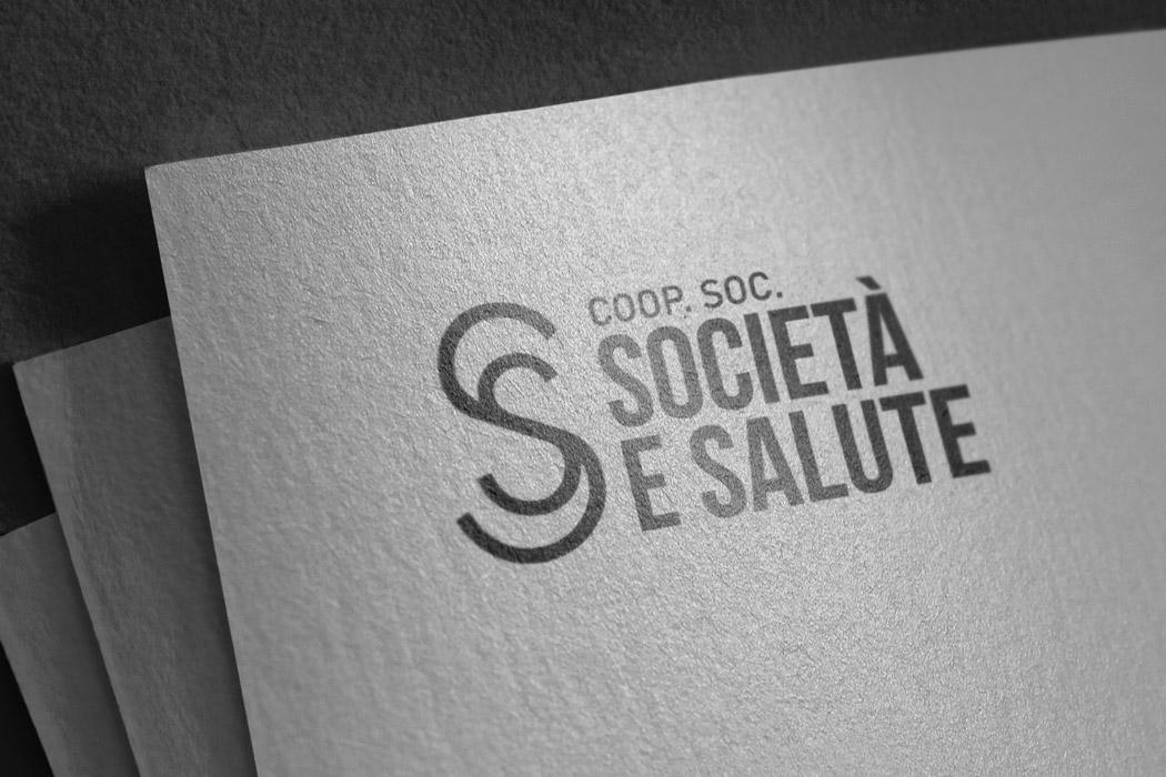 Logo - Coop. Soc. Società e salute - Mario Matera Group