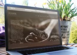 Veronero, webdesign - Mario Matera Group