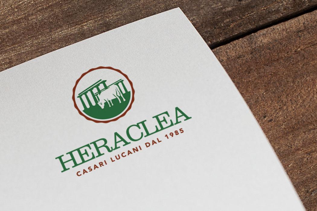 Caseificio Heraclea, logo - Mario Matera Group