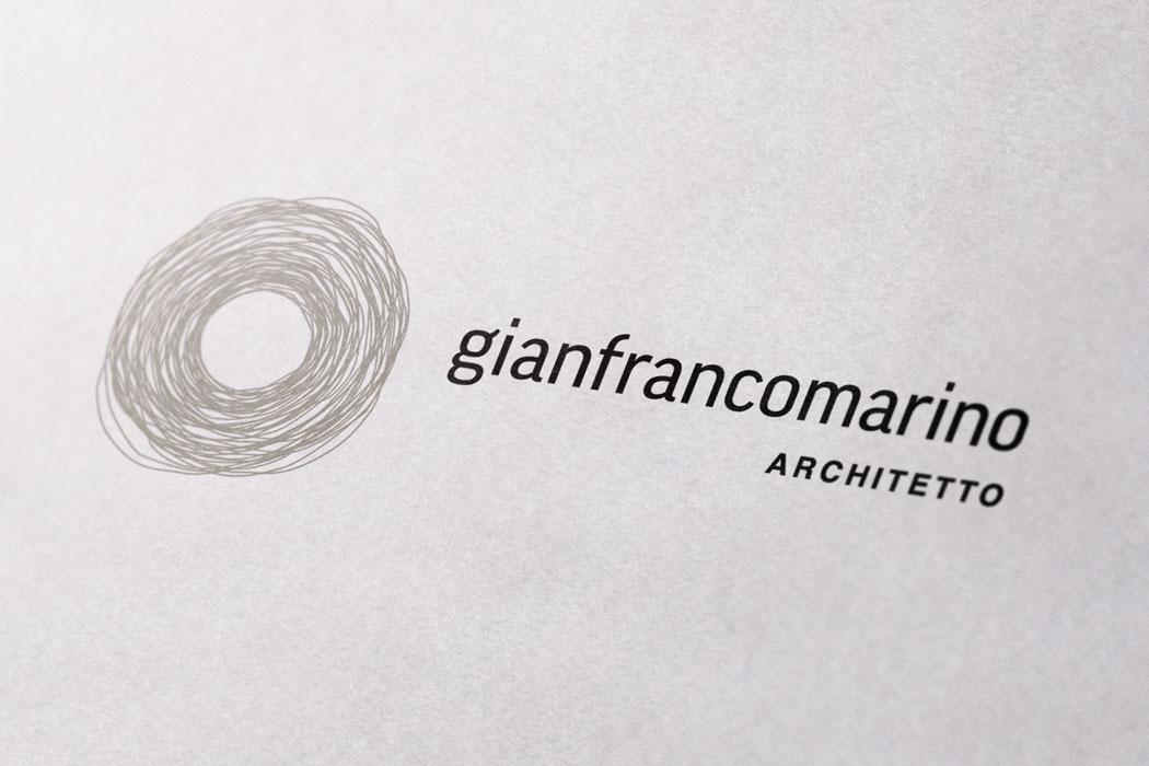 Architetto Gianfranco Marino, logo - Mario Matera Group