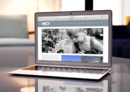 MECV, web design - Mario Matera Group