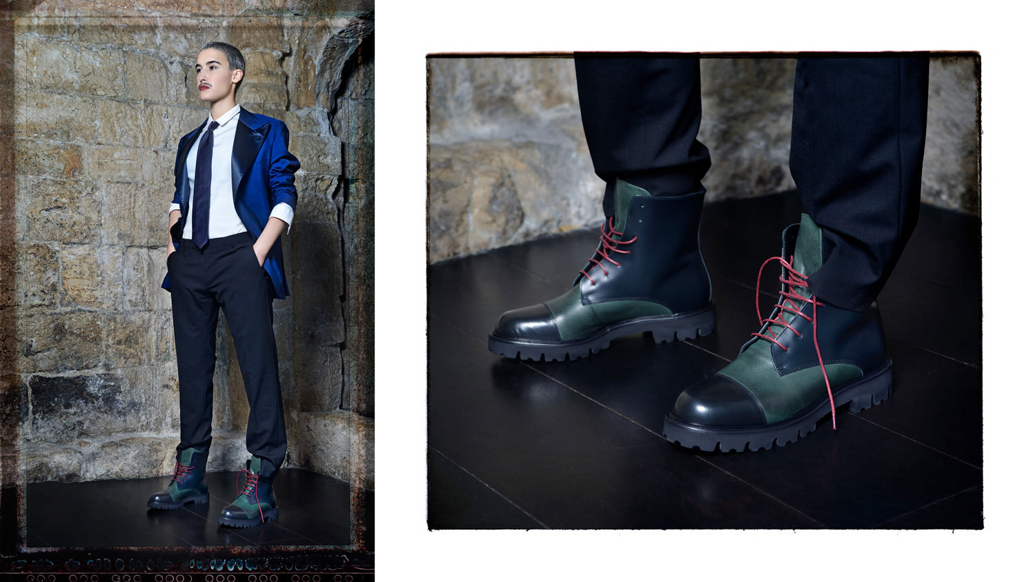 Attimonelli's, collezione scarpe uomo Fall Winter 2016 - Fashion Photography - Mario Matera Group