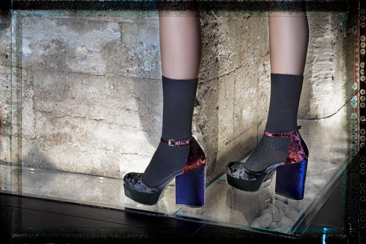 Tipe & Tacchi, collezione scarpe donna Fall Winter 2016 - Fashion Photography - Mario Matera Group